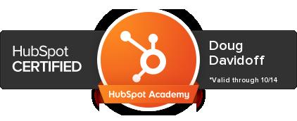 Doug_Hubspot_Cert