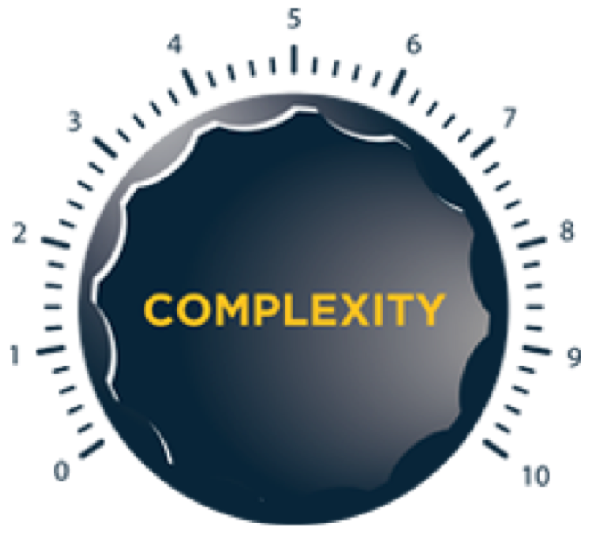Complexity-Dial