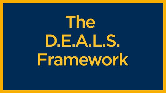 DEALS-framework