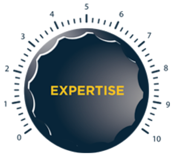 Expertise-Dial