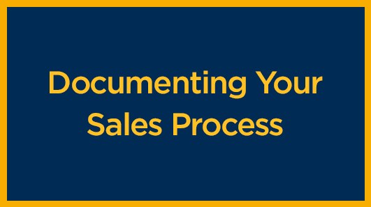 documenting-your-sales-process