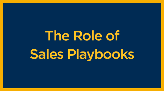 the-role-of-sales-playbooks